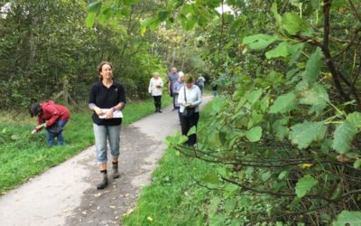 Following the success of the last outdoor mindfulness session, Valleys Steps in conjunction with Actif Woods Wales are pleased to announce another outdoor woods mindfulness session.